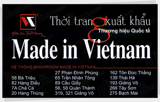 Made In VietNam.